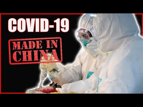 Evidence Suggests COVID was Purposely Made in Wuhan Lab in China