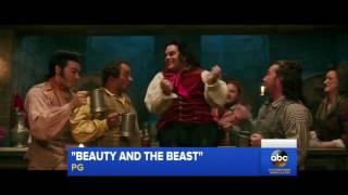 BEAUTY AND THE BEAST Movie Clip   Gaston 2017 Emma Watson Disney Movie HD