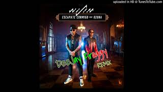 Wisin Feat Ozuna Escapate Conmigo DeeJay Froggy vs Claudio Alberti remix SLOWSTYLE 2018.mp3