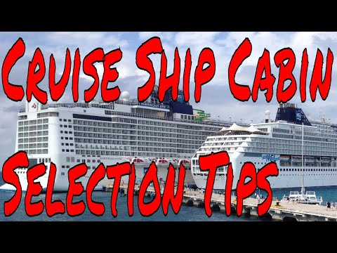 5pm et Cruise Ship Cabin Selection Tips From Viewers For 1st