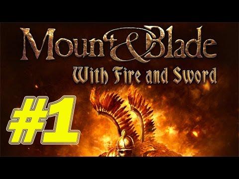Mount & Blade 2 Bannerlord - первый геймплей / first gameplay