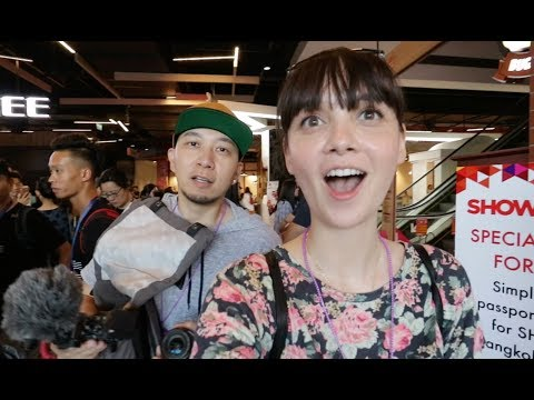 BKK Youtuber Invasion 🇹🇭成炸Youtuber係泰國 | ASHA ETC