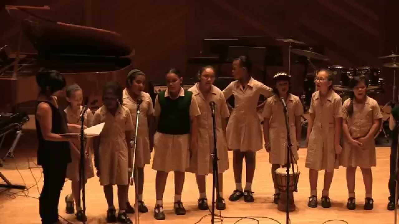 IMAD - York Road Primary School choir - 7 November 2015