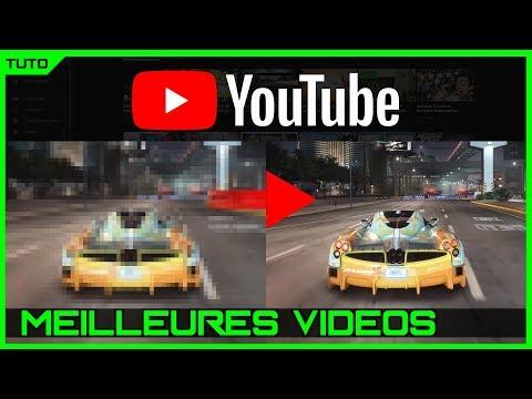 TUTO - AVOIR UNE MEILLEURE QUALITE VIDEO SUR YOUTUBE