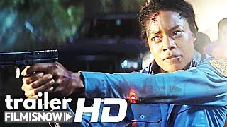 BLACK AND BLUE (2019) Trailer   Naomie Harris & Frank Grillo Action Crime Movie