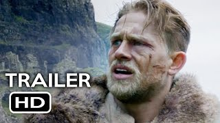 King Arthur: Legend of the Sword Official Trailer #3 (2017) Charlie Hunnam Action Movie HD