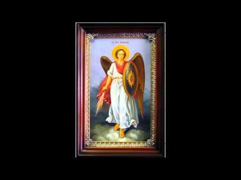 Видео Сильная молитва архангелу гавриилу о помощи
