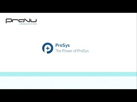 ProSys Introduction!