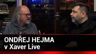 Host: Ondřej Hejma