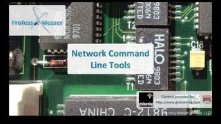 Network Command Line Tools - CompTIA A+ 220-802: 1.3