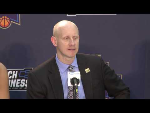 Xavier Basketball - NCAA Tournament Post-game Press Conference - Maryland