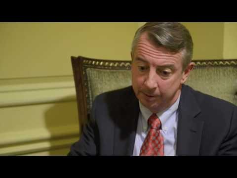 Former RNC Chair Ed Gillespie talks running for US Senate