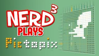 Nerd³ Plays... Pictopix - A Boring Video