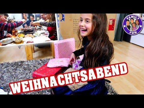 Download Youtube: Unser WEIHNACHTSABEND - Wir feiern die ganze Nacht - Family FUN