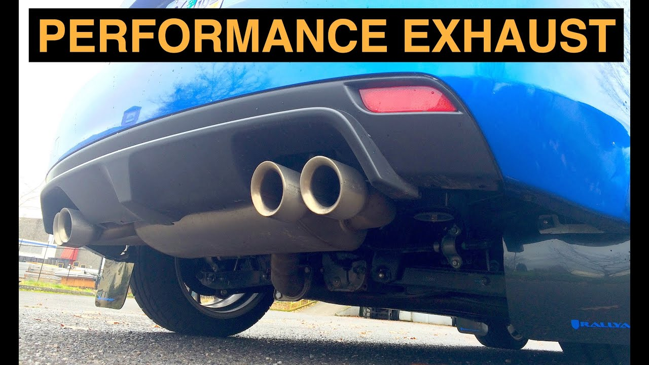 Engineering Explained: Exhaust Systems And How To Increase