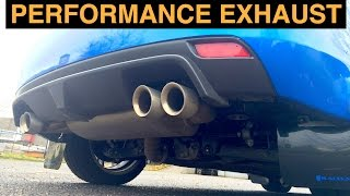 Performance Exhaust - More Horsepower
