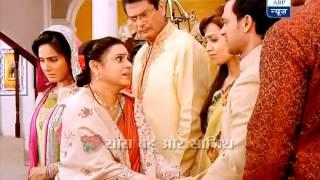 Kunal's mother opposes Sharaddha and Kunal's 'Roka' in 'Meri Bhabhi'