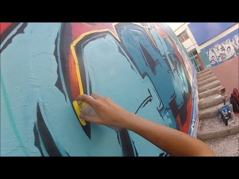 Mate - Graffiti | It's Time To Paint! #2