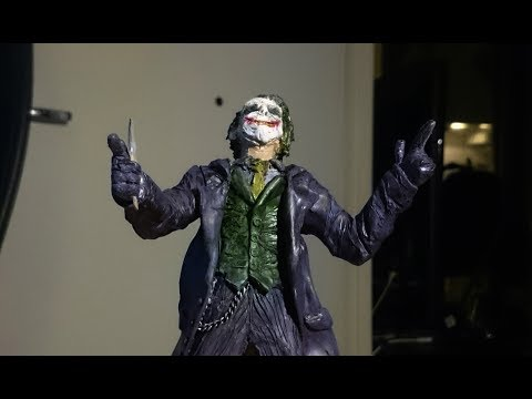 Batman: Joker figure - timelapse + pictures