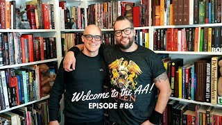 WELCOME TO THE AA EPISODE #86 PHILIPPE GEUBELS