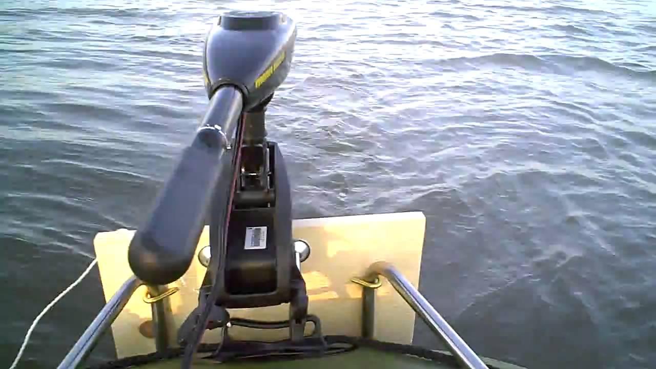 Sevylor fish hunter hf 360 part 1 youtube for Sevylor fish hunter 360