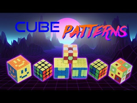 Rubik's cube Patterns Tutorial 3x3 | It's Lit 🤯😱