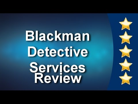 Blackman Detective Services Raleigh Impressive Five Star Review by Joni