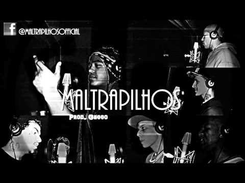 Maltrapilhos Part. França & 20n & Babilônia - Maltrapilhos (Prod. Gaggo) [EP - RAP CAIÇARA]