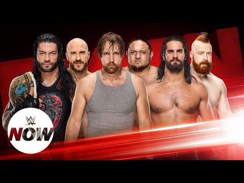 3 huge Shield matches announced for Raw: WWE Now
