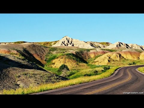 Top 6 Things to Do in Badlands National Park - YouTube