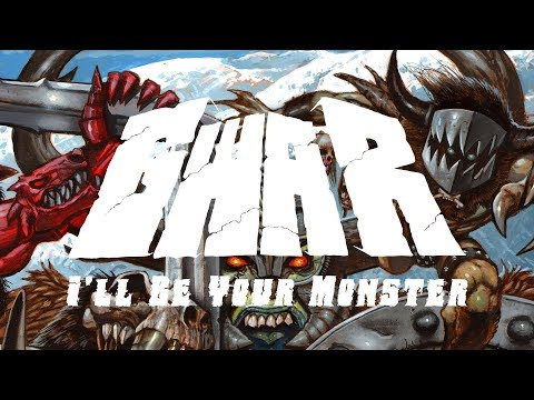 GWAR Ill Be Your Monster