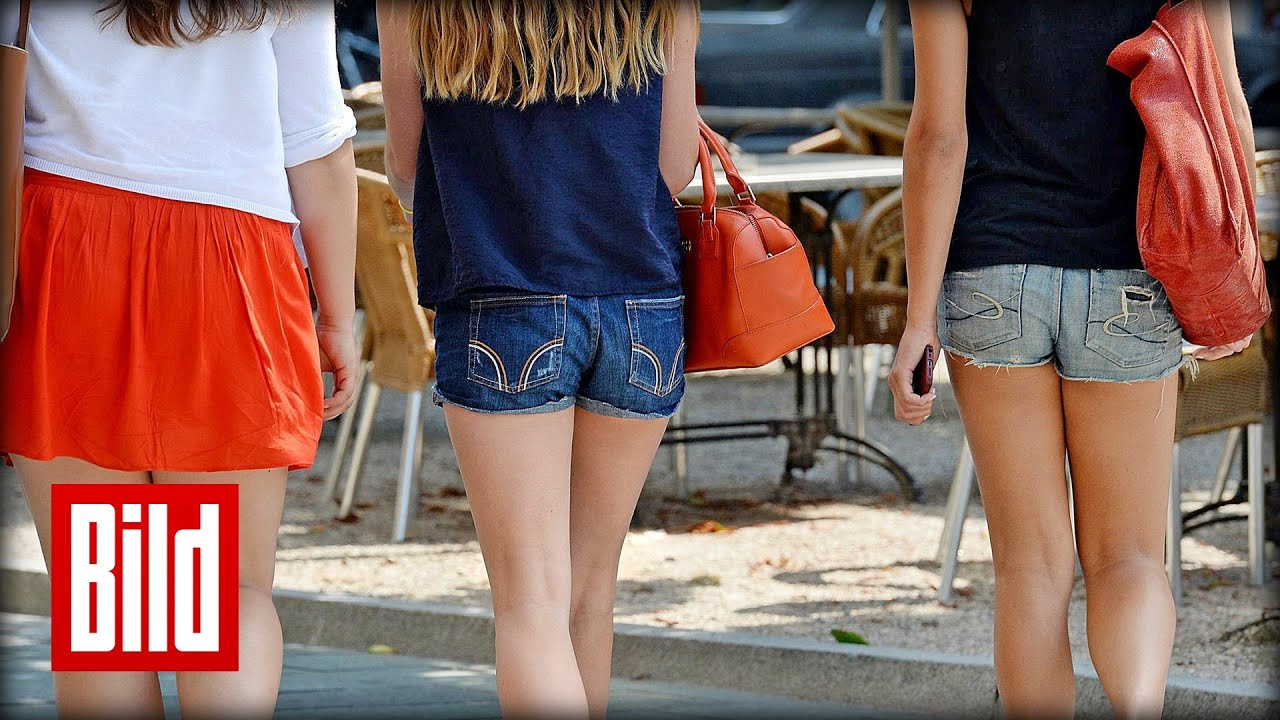 Realschule verbietet Hotpants! - Krasse Kleiderordnung