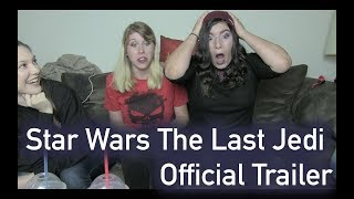 Star Wars The Last Jedi Official Trailer