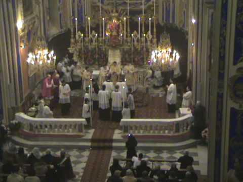 Santa Messa Solenne 13 - Confiteor, Communio