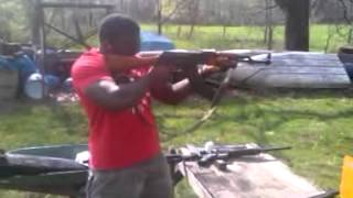 Fun With The Ak-47