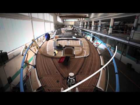 Luxury Yachts - Ferretti Group - Theorem of Talents