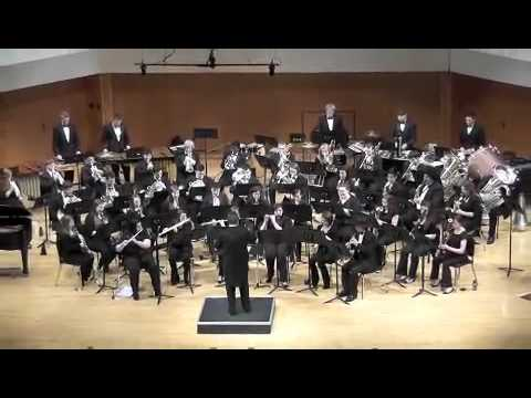 Lauds by Ron Nelson - OU Wind Symphony