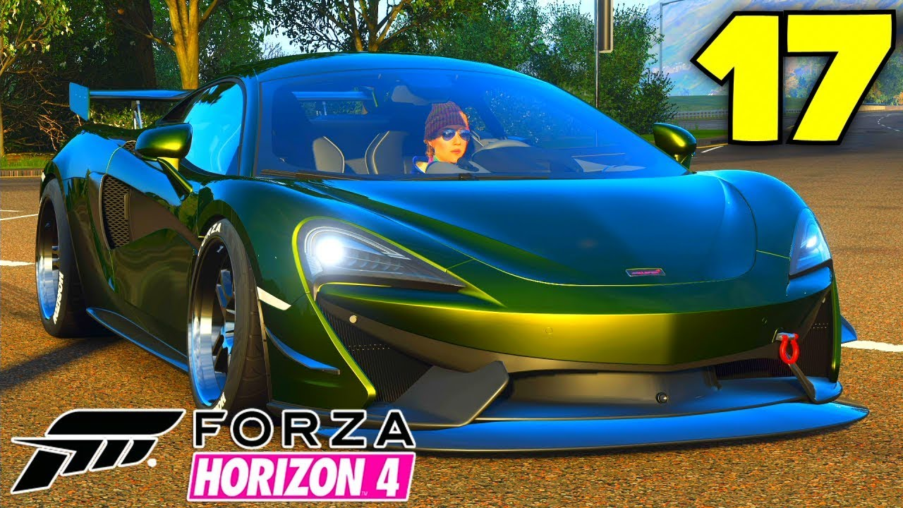 forza horizon 4 fr 17 le colosse grange printani re youtube. Black Bedroom Furniture Sets. Home Design Ideas