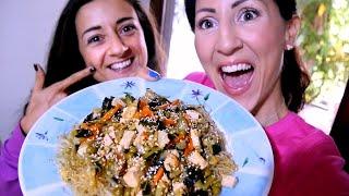 SPAGHETTI DI SOIA VEGANI e POCO CALORICI!! | Carlitadolce Cucina - Vegan Noodles