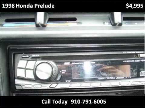 1998 Honda Prelude available from Bradley Creek Im...