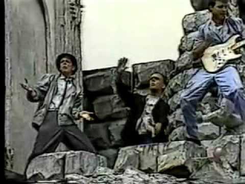 Titãs - Programa Raul Gil 1998