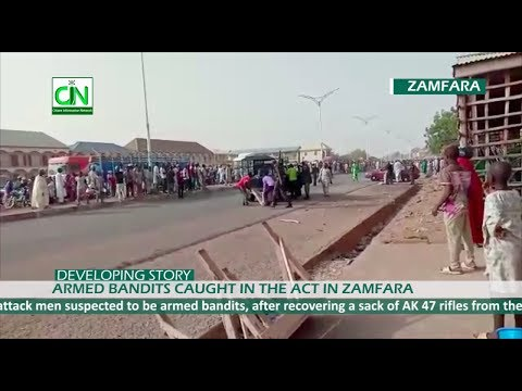 PRE-PRESIDENTIAL ELECTION SCENES FROM ZAMFARA STATE BEFORE INEC ANNOUNCE POSTPONEMENT OF ELECTIONS