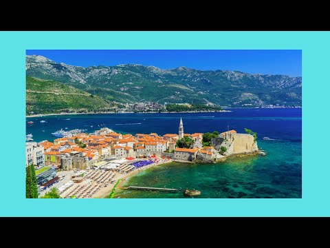 A day tour of historic Budva (Montenegro)