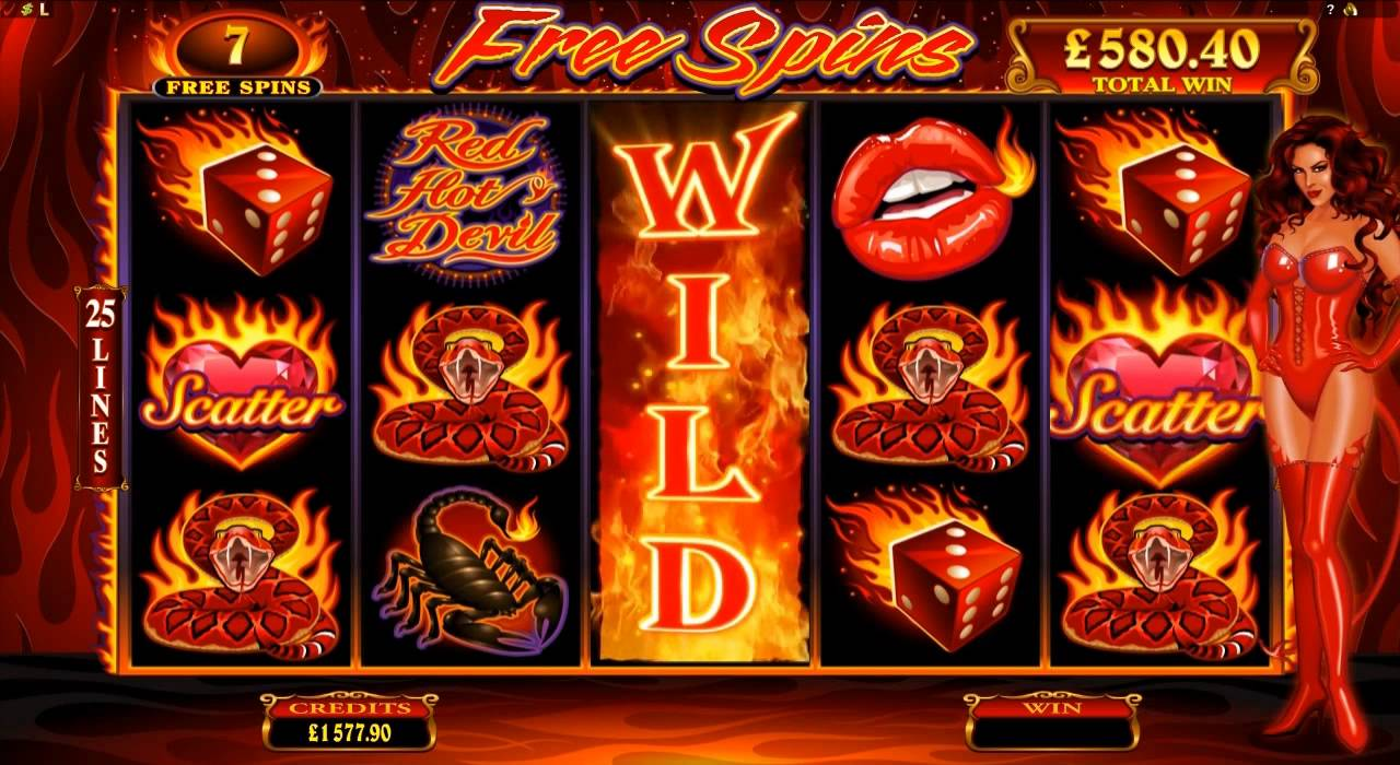 Slot Games Hot