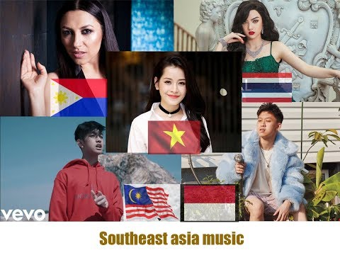 Southeast asia Music - Vpop - Tpop - Mpop - Ppop - Ipop
