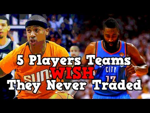 Thumbnail: 5 Players NBA Teams WISH They NEVER Traded