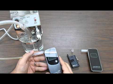 BACtrack Keychain Breathalyzer Review