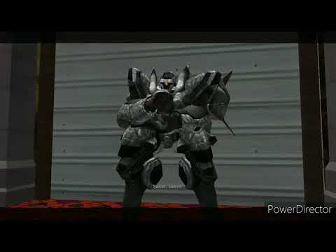 Metal Wolf Chaos XD's insane Dialog  