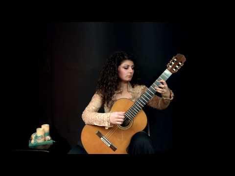 Grand Solo, Op. 14 by Fernando Sor (arr. D. Aguado) - Gohar Vardanyan