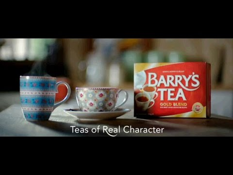 Irish TV Advert - Barrys Tea - She's Just Like Her Mother - Every Day Should Have Its Golden Moments